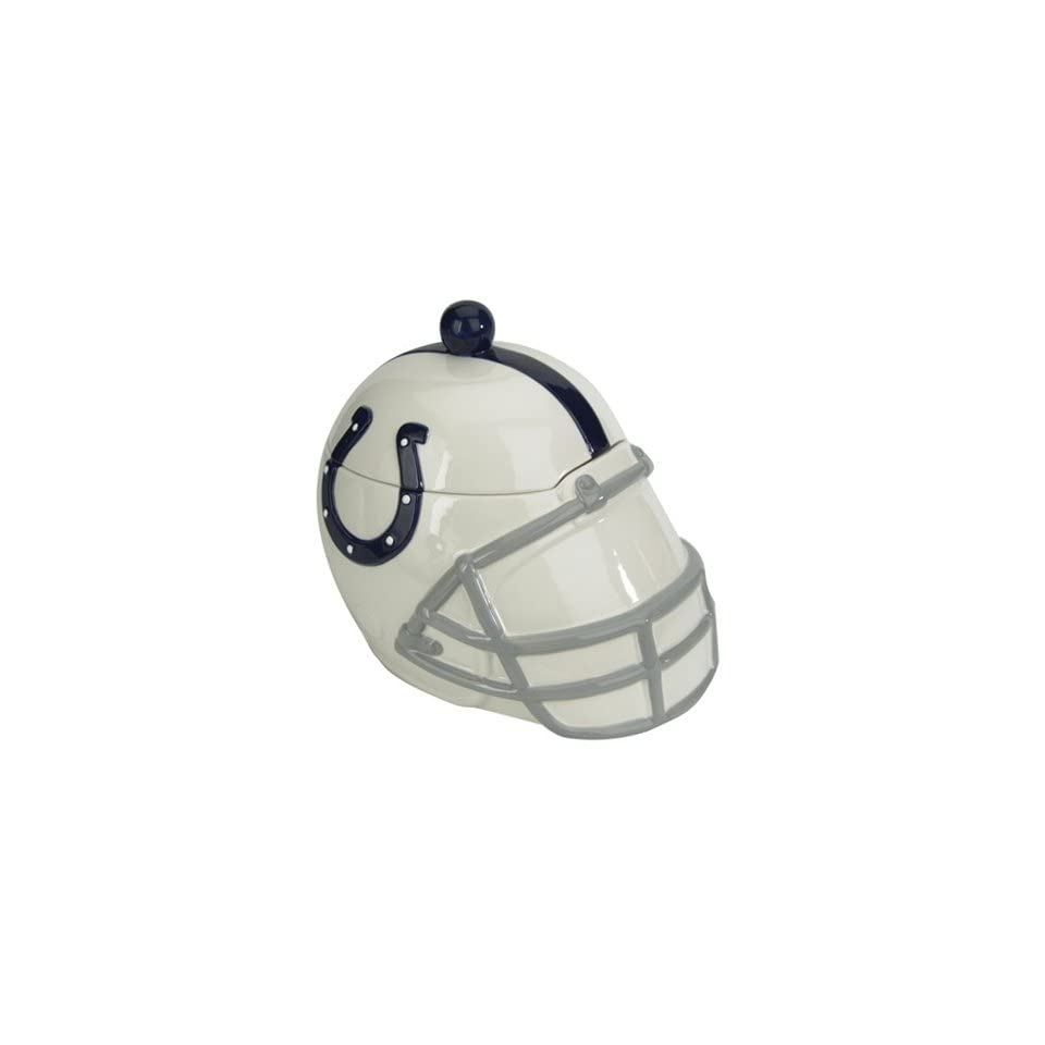 Indianapolis Colts New Football Helmet Cookie Jar Sports & Outdoors