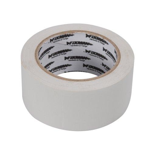 fixman-194314-builders-tape-50-mm-x-33-m-white