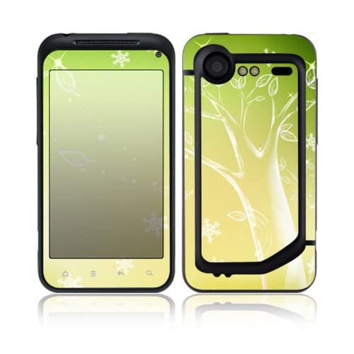 Crystal Tree Design Decorative Skin Cover Decal Sticker for HTC Incredible S / Incredible 2 Cell Phone