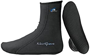 NeoSport Wetsuits Premium Neoprene 2mm Neoprene Water Sock at Sears.com