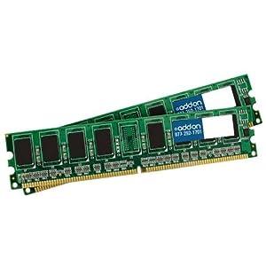 Addon-Memory 2 GB x 2 DDR2 800 (PC2 6400) RAM DDR2800KIT/4G