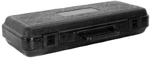 Cases By Source B1553F* Blow Molded Foam Filled Carry Case, 15.99 x 5.99 x 2.875, Interior