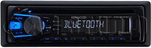 Kenwood Kdc-Bt318U Cd Receiver With Built-In Bluetoothkdcbt318U