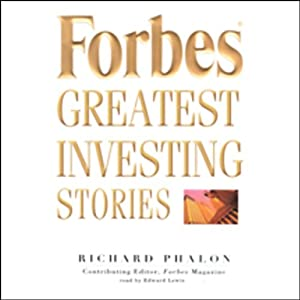 Forbes' Greatest Investing Stories Audiobook