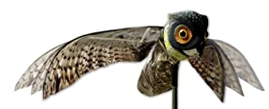Bird-X OWL Prowler Owl with Moving Wings