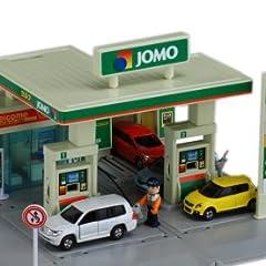 トミカタウン ガソリンスタンド (JOMO)