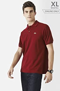Tall Short Sleeve Classic Pique Polo
