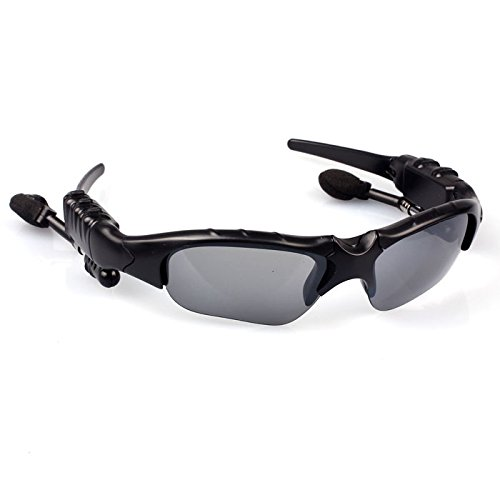 Mobilegear Bluetooth Sunglasses Headset for Bicyclist and Motorist