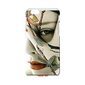 BLUEDIO Designer 3D Printed Back case cover for Apple Iphone 6 Plus / 6S plus - G5199