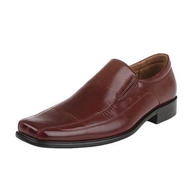 Delli Aldo Mens Loafers Dress Shoes (M16037PL), M16037PL, COLOR BROWN SIZE 6.5