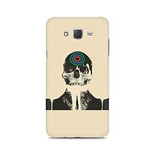 Ebby Skull Target Premium Printed Case For Samsung J5 2016 Version