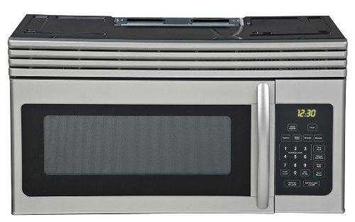Fantastic Deal! Haier HMV1630HBSA 30-inch Over-The-Range 1000 Watt Microwave, Stainless