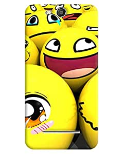 Back Cover for Micromax Canvas Juice 3 Q392