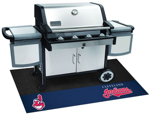 MLB - Cleveland Indians Grill Mat at Amazon.com