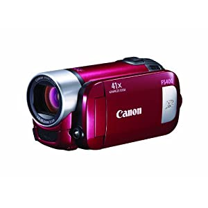 Canon FS400 Red