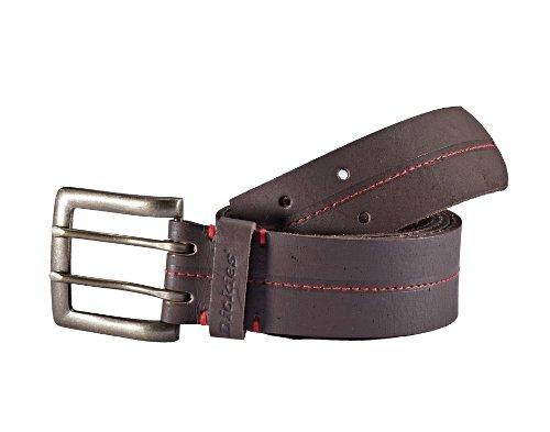 Dickies - Gürtel Monterey, Cintura Uomo, Marrone (Brown), S/M (Taglia Produttore: S/M)