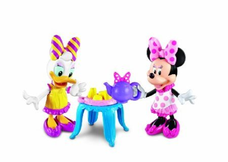Fisher-Price Disney'S Tea Party With Daisy Bowtique