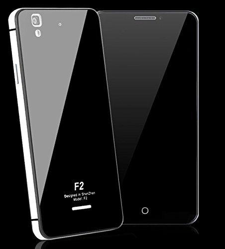 Casecart Luxury Tempered Glass Back Aluminium Side Bumper Cover Case for Micromax YU Yureka- Black Silver