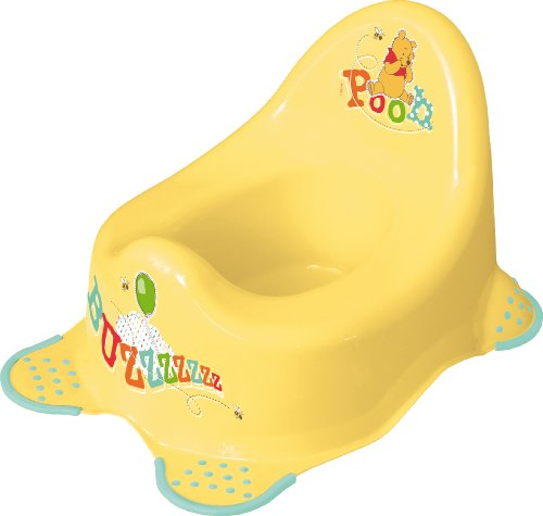 Disney Winnie the Pooh Steady Potty (Yellow)