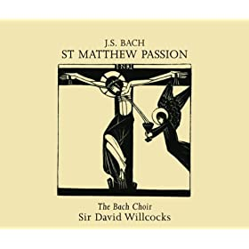 "Johann Sebastian Bach: St. Matthew Passion / Part 2 - Recit: ""And he cast the silver pieces down in the temple"""