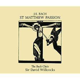 Bach, J.S.: St. Matthew Passion (3 CDs)