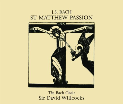 "J.S. Bach: St. Matthew Passion / Part 2 - Chorus: ""Be near me, Lord, when dying"""