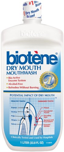 Biotene Dry Mouth Mouthwash, 33.8 Bottle
