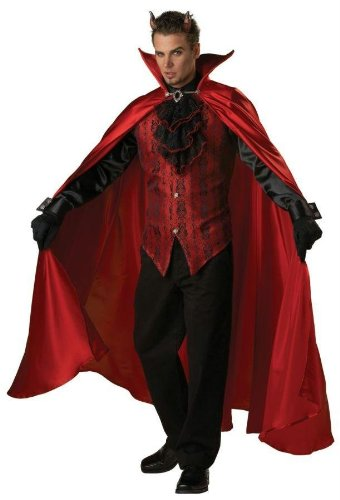 Costumes For All Occasions Ic1045Xl Devil Handsome Extra Large