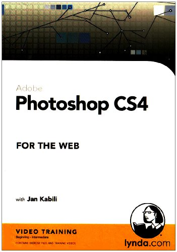 Software: Photoshop CS4 for the Web (Mac/PC DVD)