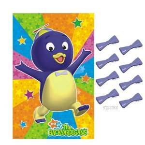 Backyardigans Party Game - Each by KidsPartyWorld.com - 1