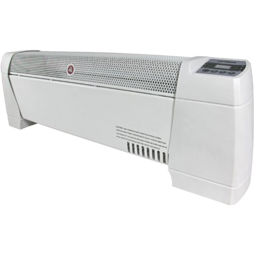 Optimus H-3603 30-Inch Baseboard Convection Heater with Digital Display and Thermostat (Convection Heater Thermostat compare prices)