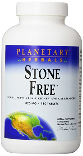 Stone Free 820 mg, Herbal Support for Kidney and Gallbladder