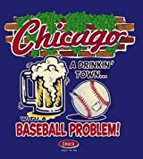Chicago Drinkin Town Smack T-shirt