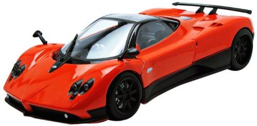 motormax-79159o-vehicule-miniature-modele-a-lechelle-pagani-zonda-f-echelle-1-18