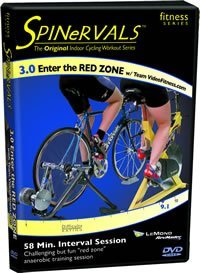 Spinervals Fitness DVD 3.0 - Enter the Red Zone