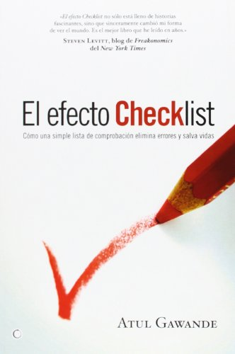 EL EFECTO CHECKLIST descarga pdf epub mobi fb2