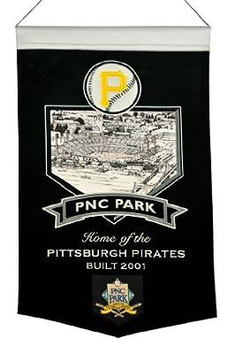 MLB Pittsburgh Pirates PNC Park Stadium Banner