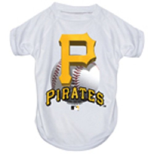 Hunter MFG Pittsburgh Pirates Pet T-Shirt, X-Large