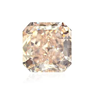 1.88 Carat Light Pink Loose Diamond Natural Color Radiant Cut GIA Certified