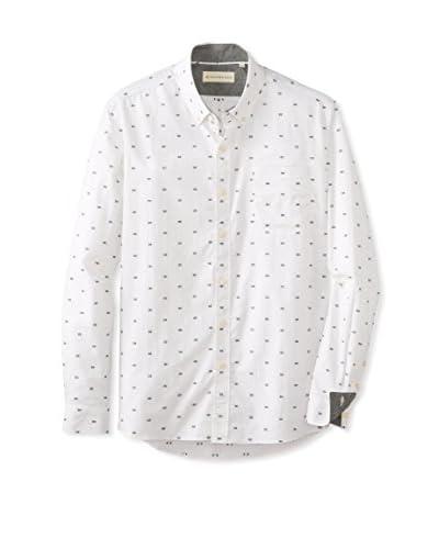 7 Diamonds Men's Comrade Dobby Shirt