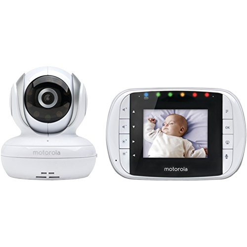 Motorola Wireless Video Baby Monitor