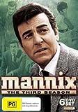 Mannix - The Third Season (6XDVDS) (NTSC) (REGION 0)