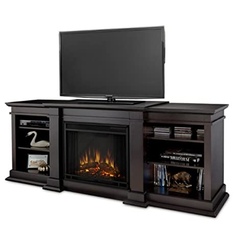 Real Flame Fresno Entertainment Electric Fireplace