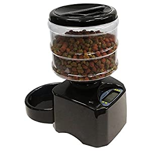 """MOTA Perfect Dinner Pet Feeder for Dog and Cat with Portion Control [OLD VERSION]"""""""