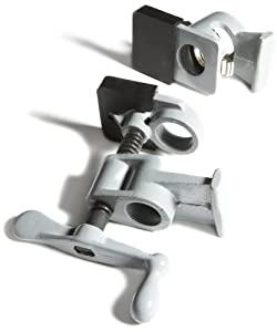 Denali 3/4-Inch Pipe Clamp Fixture, 12-pack