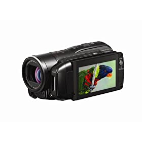 Canon VIXIA HF M31 Full HD Camcorder w/32GB Flash Memory