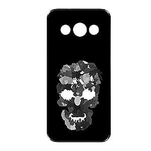 Vibhar printed case back cover for Samsung Galaxy Grand DamnSkull