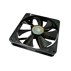 Cooler Master R4 Series Silent 140mm Case Fan R4-S4S-10AK-GP