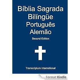 B�blia Sagrada Bil�ng�e Portugu�s Alem�o (Portuguese Edition)