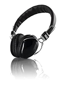 RHA SA950i On-Ear Portable Headphone with Remote, Titanium Speakers